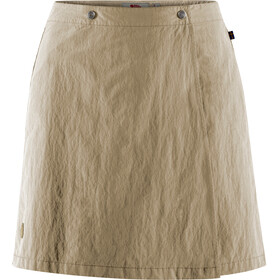 Fjällräven Travellers MT Gonna pantalone Donna, light beige